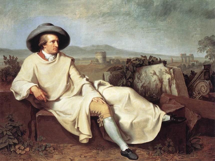 Goethe-nella-campagna-romana